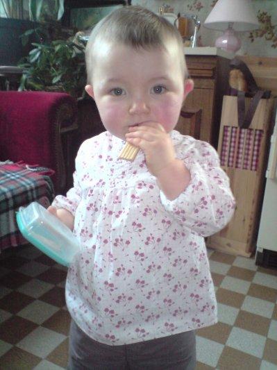 ma petite filleule chérie