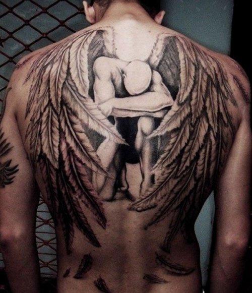 Journal intime d'un ange déchu