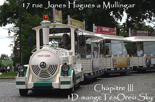 Chapitre III - 17 rue Jones Hugues a Mullingar