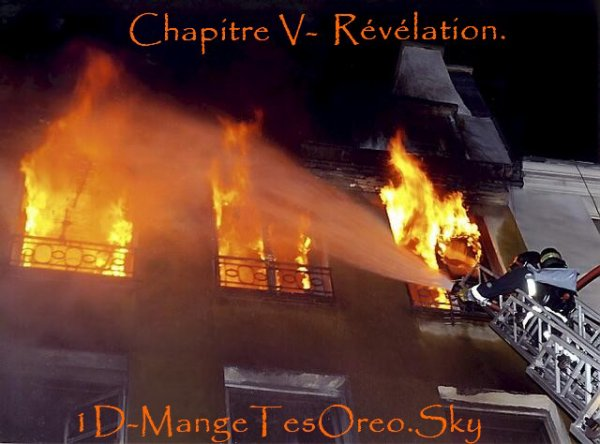 ♥ Chapitre V - Révélation.