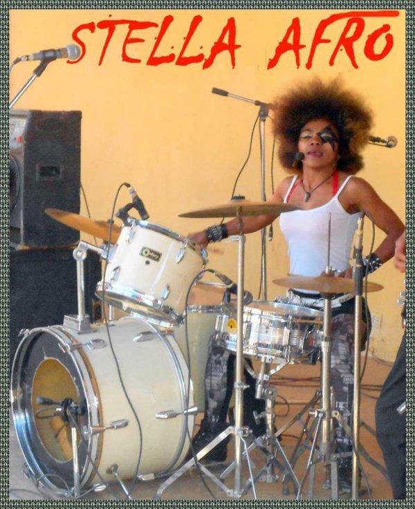 LA  Musique De STELLA  AFRO