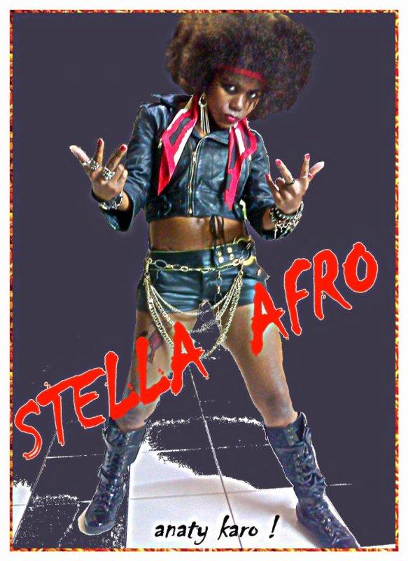 Toutes et tous avec STELLA  AFRO au Jao's Pub à Tananarive le 14 novembre