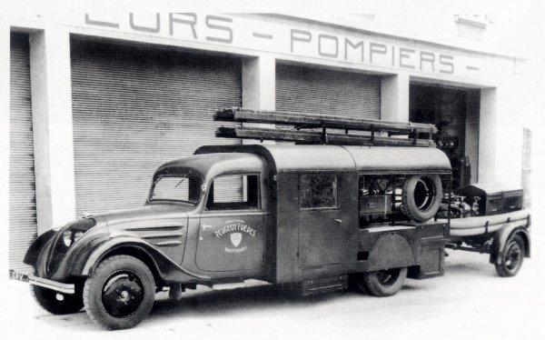 DK5J pompiers