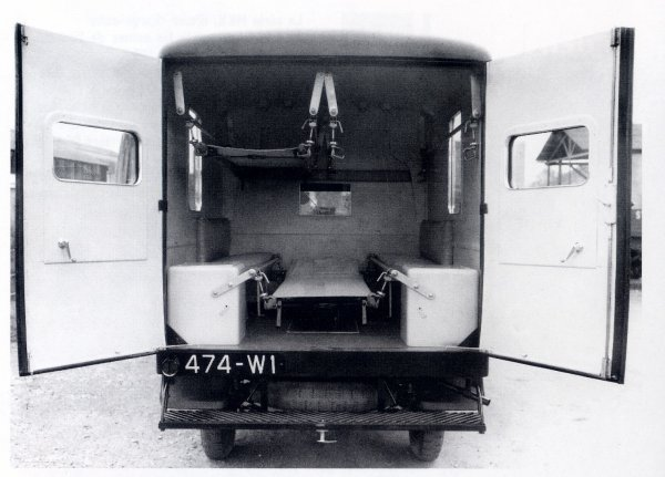 DK5 Ambulance