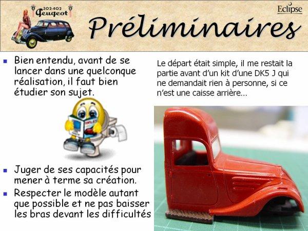 PEUGEOT Peugeot 402 DK5 Ambulance du service de santé
