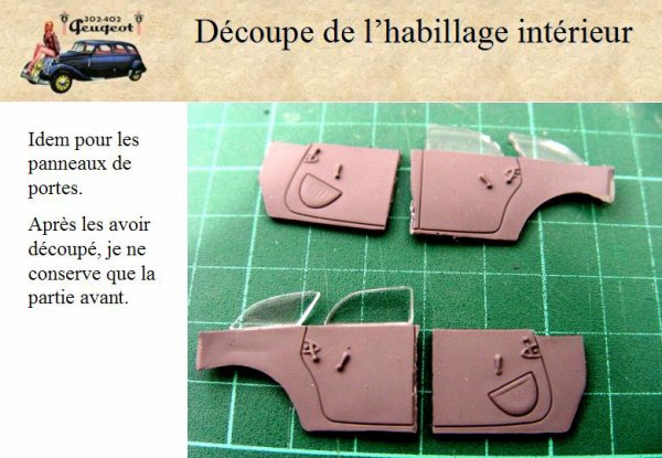 Peugeot 402L des sapeurs-pompiers d'Odénas (69)