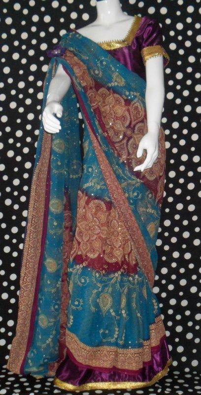 tres belle sari