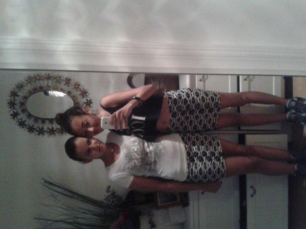 Ma cousine LINA et moi