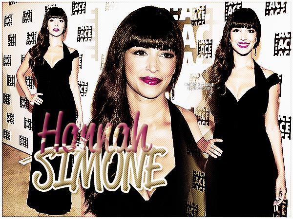*Bienvenue sur HannahSimone, ta source sur toute l'actualité de Hannah Simone ! *