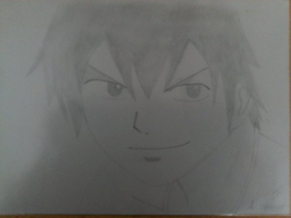 Mes dessin partie 3 :-)