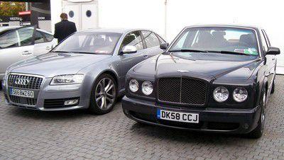 Mondial de l'automobile: 1. Duo de VW Group