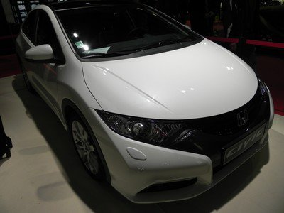 Rétromobile 2012: 2. Honda Civic