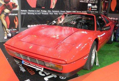 Rétromobile 2012: 4. Ferrari 328 GTS