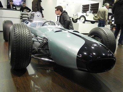 Rétromobile 2012: 8. Brabham/BMW BT7