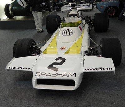 Rétromobile 2012: 17. Brabham/Cosworth BT38 Rondel 1972