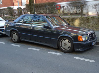 Mercedes 190 2,3 16