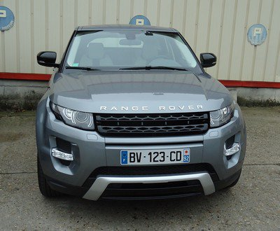 Range Rover Evoque, mon vingt-huitième essai