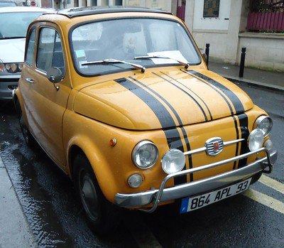 La Fiat 500 du jour (ou presque...)