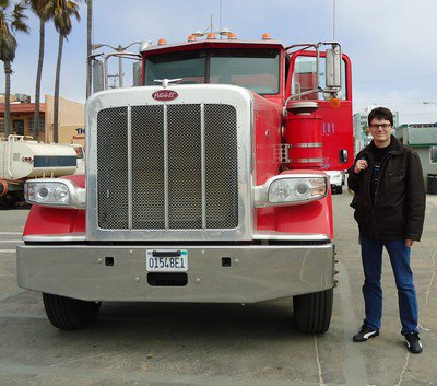 65. Camion Peterbilt