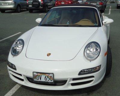 Tour du monde: 16, Honolulu, Porsche 911