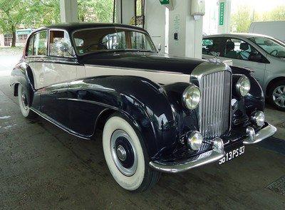 Une Bentley