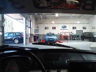 Les autres Subaru...