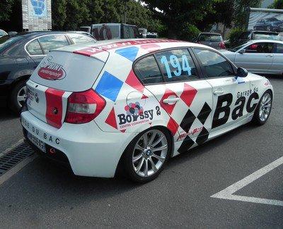 """BMW 120d """"Garage du Bac"""""""