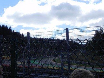 Grand Prix de Belgique: 2. bienvenue à Bernieland (première partie)