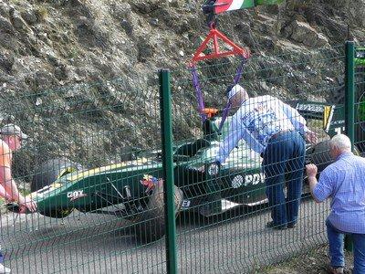 Grand Prix de Belgique: 2. bienvenue à Bernieland (deuxième partie)