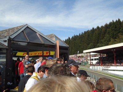Grand Prix de Belgique: 3. joue-là comme Guy Royer!