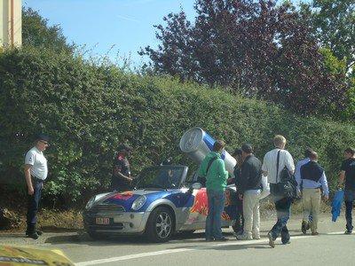 Grand Prix de Belgique: 5. les autres voitures (deuxième partie)