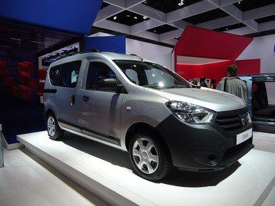 Mondial 2012: 8. Dacia Dokker