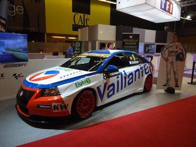 """Mondial 2012: 9. Chevrolet Cruze """"Vaillante"""""""