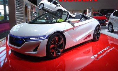 Mondial 2012: 10. Honda EV-Ster