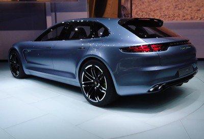 Mondial 2012: 16. Porsche Panamera break