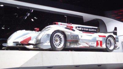 Mondial 2012: 17. Audi R18 e-tron Quattron et Toyota TS030 Hybrid