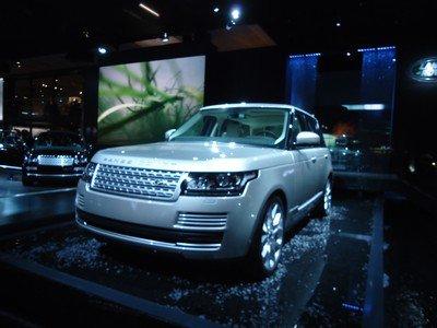 Mondial 2012: 19. Range Rover