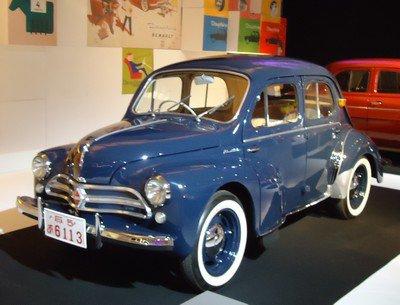 Mondial 2012: 22. Renault-Hino 4cv