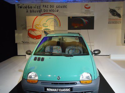 Mondial 2012: 23. Renault Twingo '92