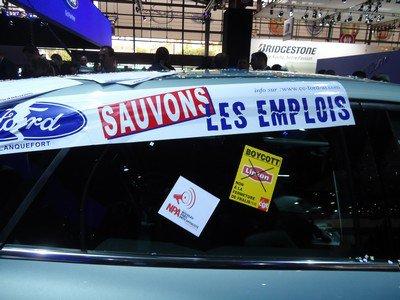 Mondial 2012: 24. Grève party