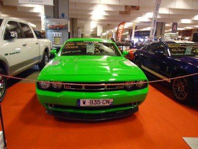 Mondial 2012: 26. Dodge Challenger