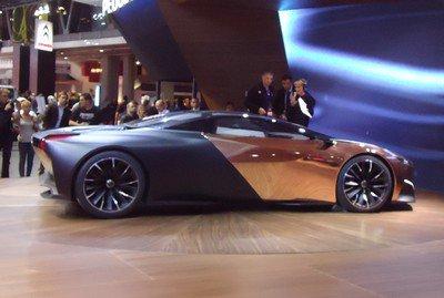 Mondial 2012: 28. Peugeot