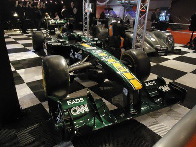 Mondial 2012: 29. les F1