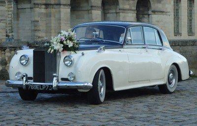 Mariages en Rolls