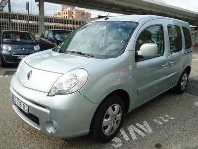 "Mini-essai: Renault Kangoo ""Avis"""