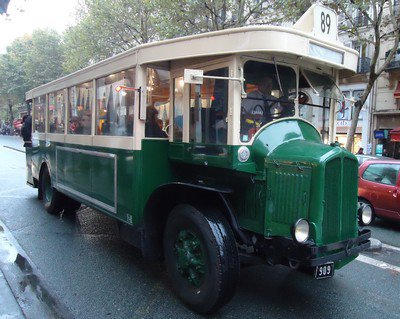 Mariage en bus