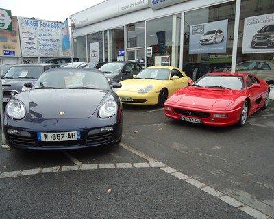 Ferrari F355 F1 à vendre