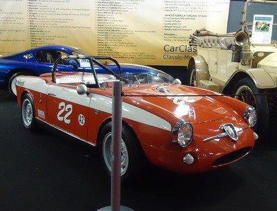 Rétromobile 2013: 10. une Abarth Bialbero