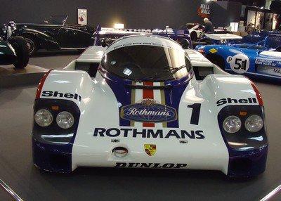 Rétromobile 2013: 11. Porsche 962
