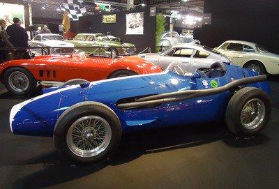 Rétromobile 2013: 19. Maserati 250F (au pluriel)